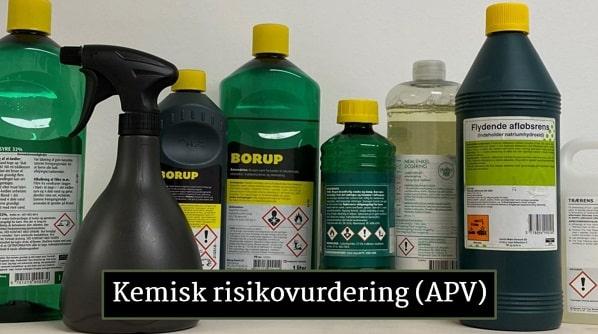 Kemisk risikovurdering online kursus