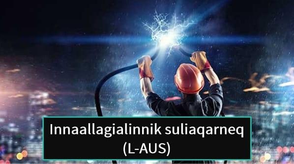L-AUS kursus grønlandsk