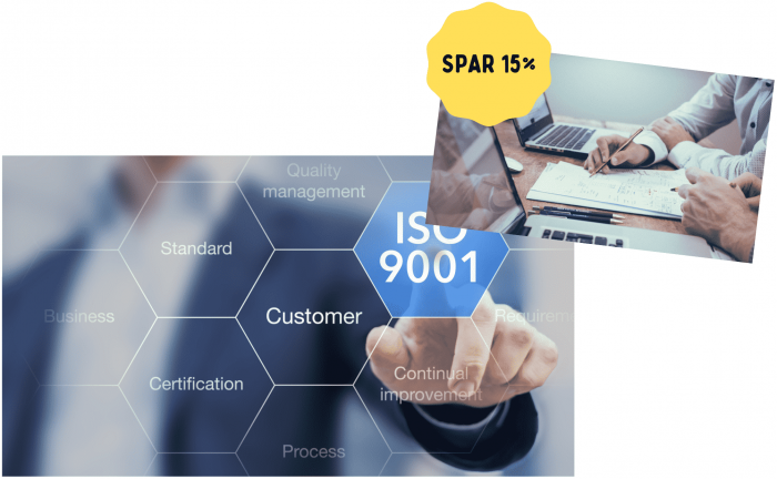 ISO 9001 kursus auditor kursus kursuspakke